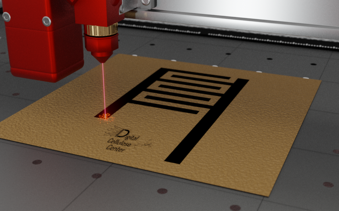 Laser Induced Graphene from Wood Ink – Published!