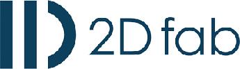 2D fab logo